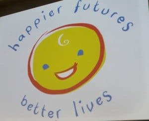 Happier futures, better lives